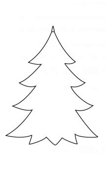 how to draw christmas tree christmas holidays easy step