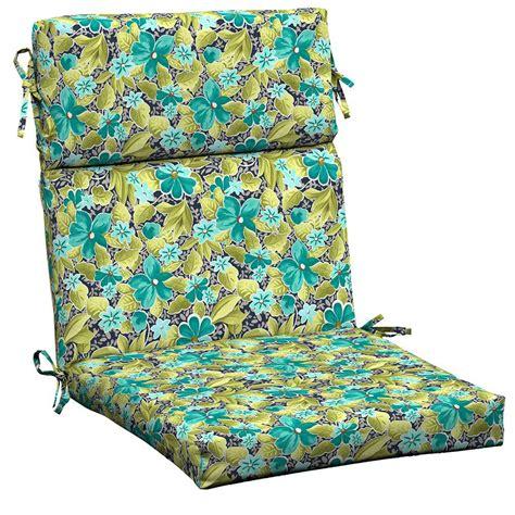 Home Depot Chair Cushions - hton bay jovie mid back outdoor chair cushion je12552b