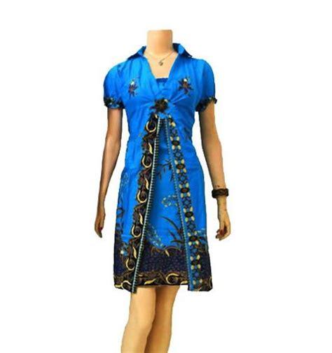 Dress Ab Biru 17 best ideas about modern batik dress on