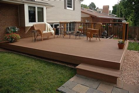 platform deck the great outdoors