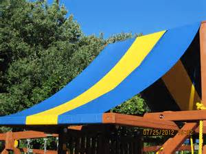 Replacement Canopy For Playset by Replacement Tarp Playset Swing Set Colors Graphics