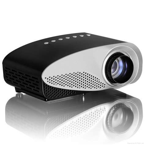 Proyektor Gp8s vivibright newest gp8s projector mini home theater projector 1080p vivibright china