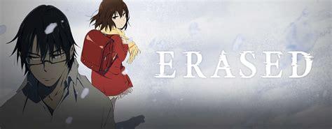 anime erased erased episodes sub dub