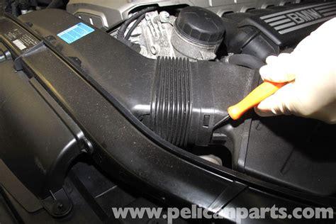 automotive air conditioning repair 2007 bmw x3 engine control bmw e90 vanos solenoid replacement e91 e92 e93 pelican parts diy maintenance article