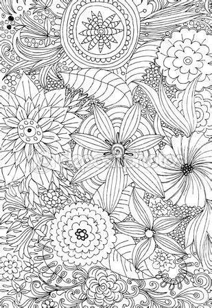 libro doodle mania zifflins coloring m 225 s de 25 ideas incre 237 bles sobre frutas para colorear en dibujo de flores tela para