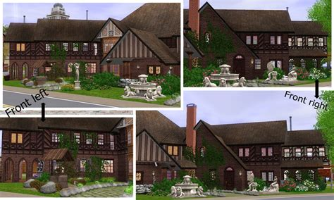 mod the sims glenridge hall the mansion from tv series the my sims 3 blog glenridge hall the mansion from tv