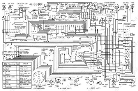 ford transit electrical diagram wiring schematic 48