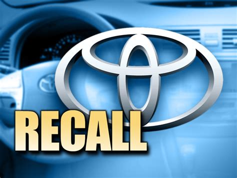 Recall Toyota Toyota Recalls 6 Million Cars Globally Ear Hustle 411