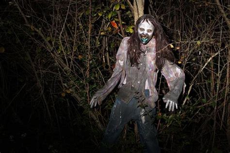 fear haunted house fear forest haunted house and hayride lordstown oh photos videos