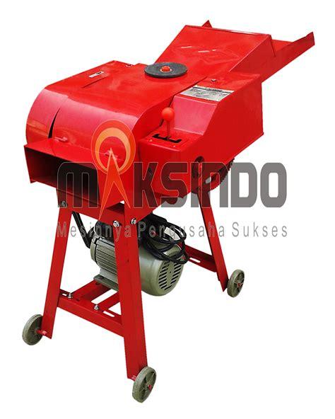 Mesin Perajang Rumput Serbaguna mesin chopper perajang rumput gajah dan sejenisnya agr