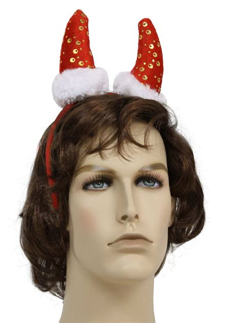 the perfect hat for your ugly mug the art of manliness ugly christmas horned santa hat devil headband perfect