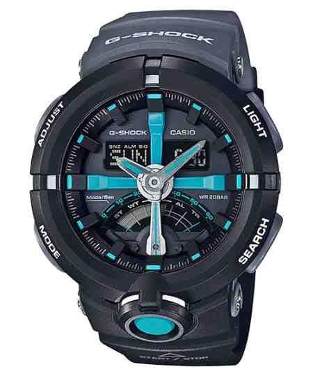Jam Tangan G Shock Ga 500 jual jam tangan pria g shock ga 500p baru casio g shock