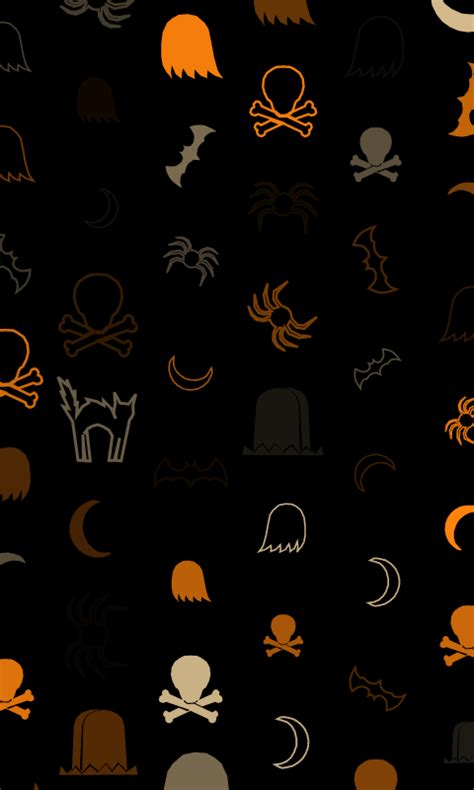 wallpaper android halloween light grid live wallpaper adds some halloween fun to your