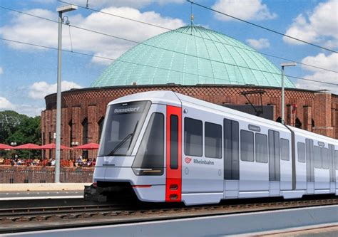 Light Rail Vehicle by Bombardier Transportation Wins Orders To Supply Light Rail