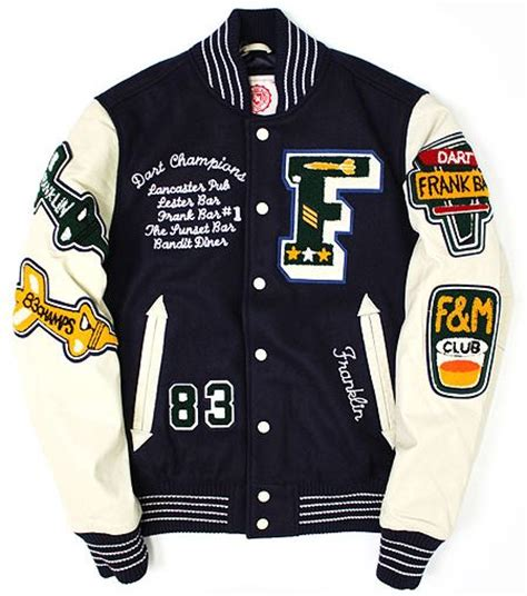 Jaket Varsity Menes Apparel 001 7 best letterman jacket patches images on
