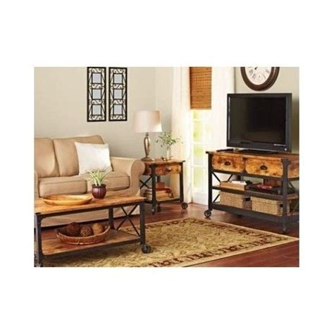 3 Piece Antique Rustic Country Living Room Furniture Set Country Living Room Furniture Collection