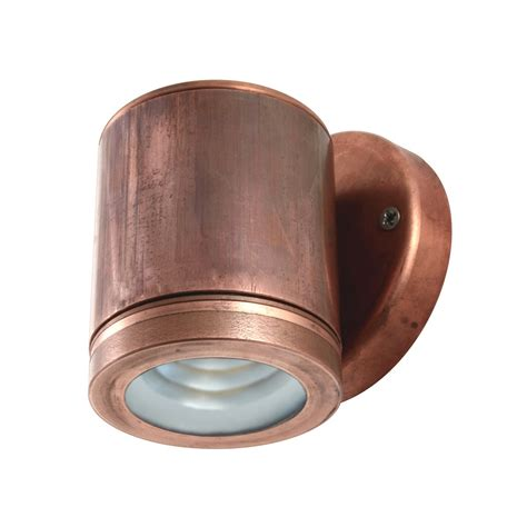 outdoor copper lighting hunza outdoor lighting led wall light copper