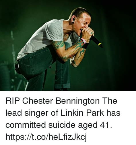 Kaos Rip Chester Bennington Linkin Park V 1 25 best memes about chester bennington chester bennington memes