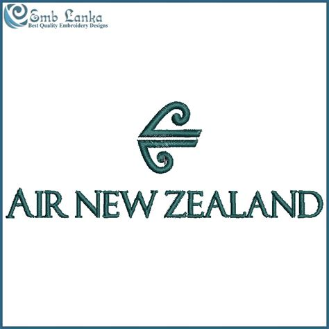 Logo Design New Zealand | air new zealand logo embroidery design emblanka com