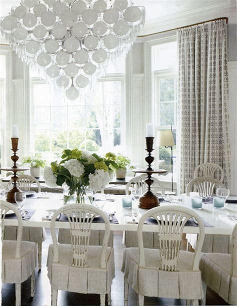 Veranda Magazine Dining Rooms by Antique Drapery Rod Veranda Magazine Bay Window Treatment Curtain Rods