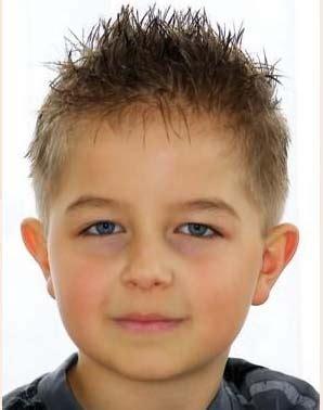 little boys spiked hair styles tipos de peinados para ni 241 os