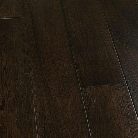 Wide Plank Engineered Wood Flooring Malibu Wide Plank Take Home Sle Hickory Wadell Creek Engineered Hardwood Flooring 5 In X