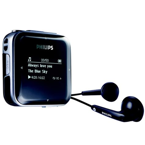 Audiovoxs 2999 Bargain Mp3 Player With An Oled Display by Philips Gogear 2gb Sa2825 97 Mp3 Player Price Buy