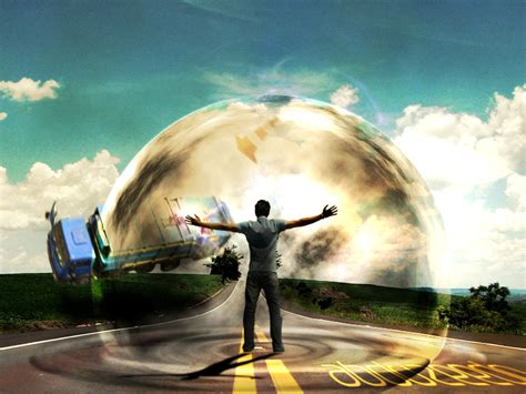 imagenes increibles con photoshop create a powerful mental wave explosion effect
