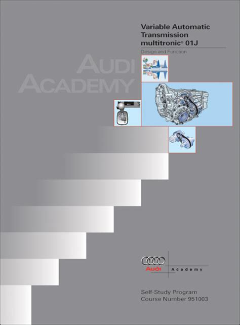 front cover audi technical service audi variable automatic transmission multitronic