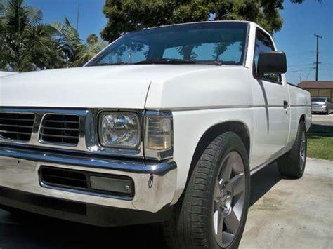 nissan d21 turbo sell used 1988 nissan d21 hardbody sr20det blacktop turbo