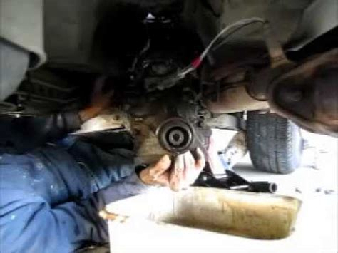 how to remove transmissio on a 1997 lincoln mark viii ford ranger transmission removal quick and easy youtube