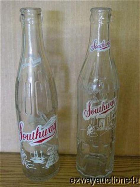 vintage southway coca cola painted soda beverage bottle bottles antique price guide details page