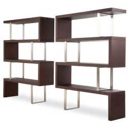 zimmerteiler regal room divider bookshelf ideas for home office