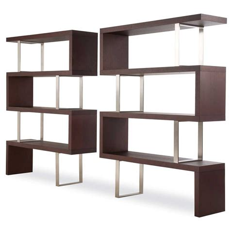Portable Bookcase Folding Making Room Divider Shelves Creative Home Decoration