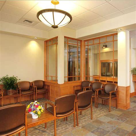 Interior Community Health Center by