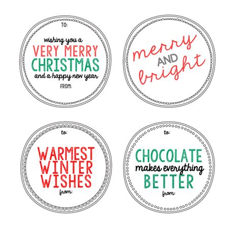 printable gift tags for neighbors hot chocolate neighbor gift tags my sister s suitcase