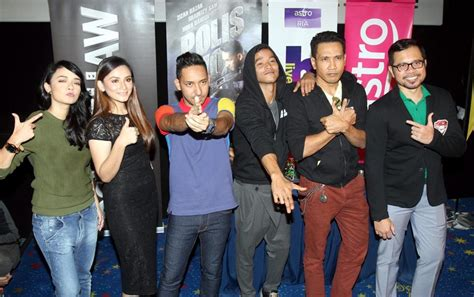film munafik cast polis evo director hopes someone will beat his record