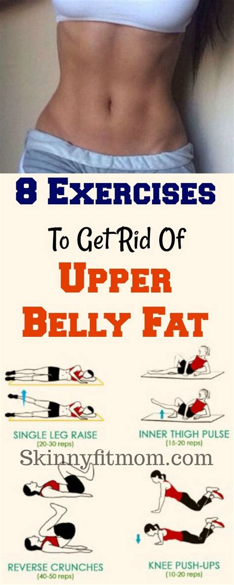 8 best exercises to burn belly healthy living belly workout