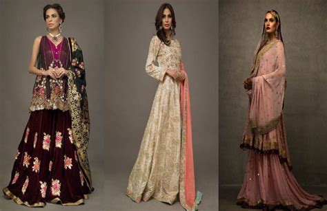 69 Latest Pakistani Bridal Dresses 2019 By Top Designers