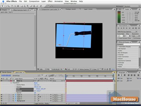 tutorial after effect cs3 untuk pemula adobe after effects cs3 basics 07 machouse blog a