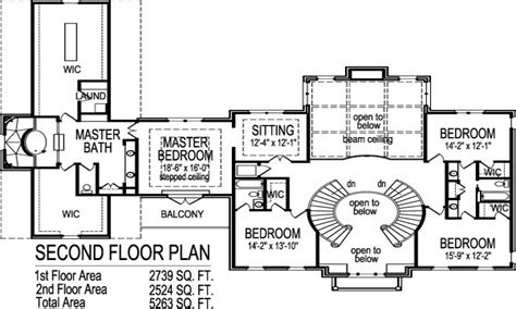 5000 sq ft floor plans million dollar house plans 5000 sq ft house plans