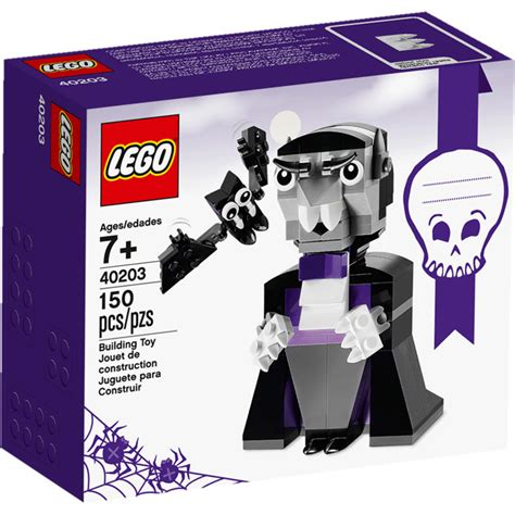 Lego Seasonal 40203 Vire And Bat Promo lego and bat set 40203 brick owl lego marketplace
