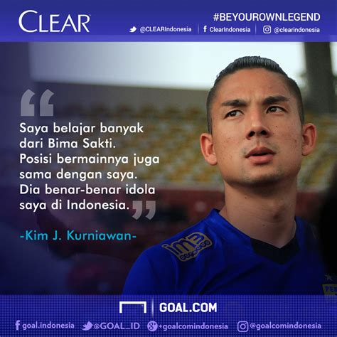 Sho Clear Di Indo be your own legend sosok yang bantu kurniawan
