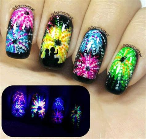 new year 2018 nail 20 best happy new year nail designs 2018 modern
