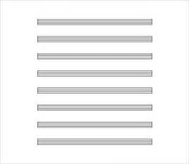 Piano Template by Sheet Template 9 Free Word Pdf Documents