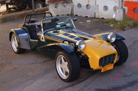 caterham 7 for sale usa buy new 1996 caterham titled as 1967 lotus 7