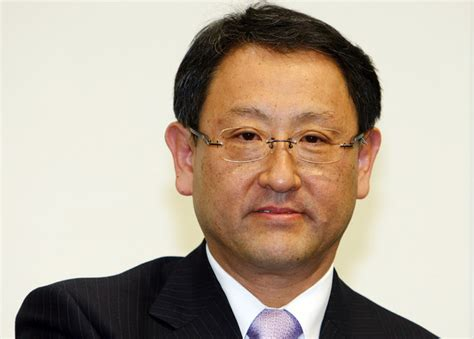 Where Was Toyota Founded Toyota Founder S Grandson Akio Toyoda Set To Become New