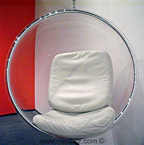 fauteuil bubble fauteuil quot bubble chair quot par eero aarnio meuble design