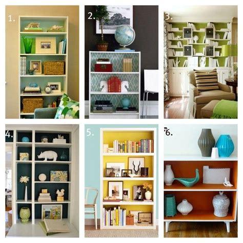 Paint Ideas For Bookshelf For Bookshelf Redo Ideas Diy