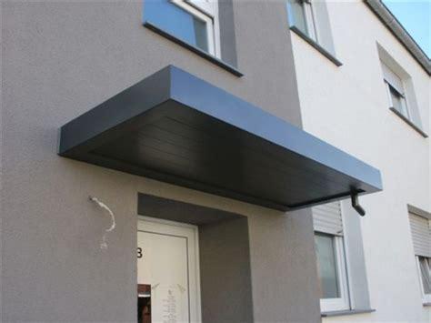 vordach aluminium vordcher mit seitenteil fr haustren simple in heilbronn